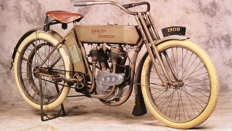 Historia Harley-Davidson