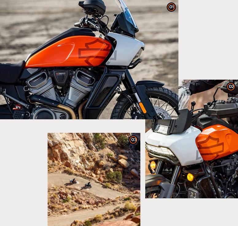 Motor Revolution™ Max 1250 completamente nuevo
