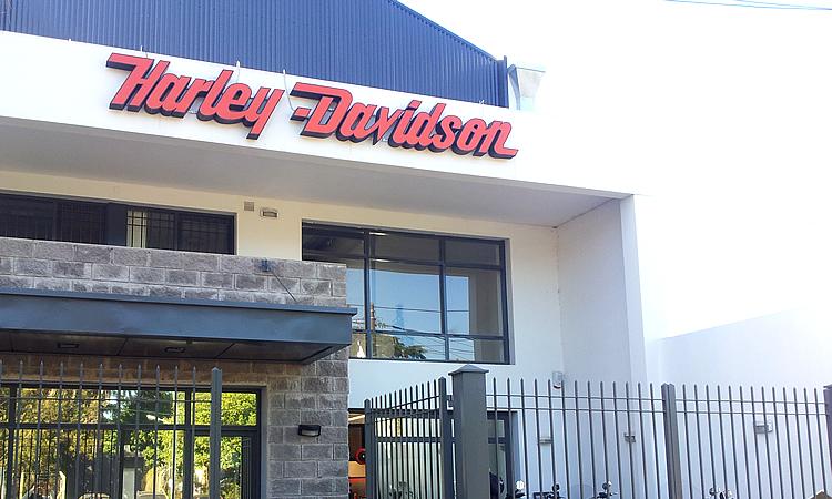 Taller de Servicio Técnico Harley-Davidson Buenos Aires